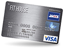 FIT HOUSE CARD